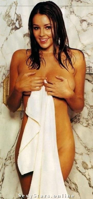 Keeley Hazell голая. Фото - 45