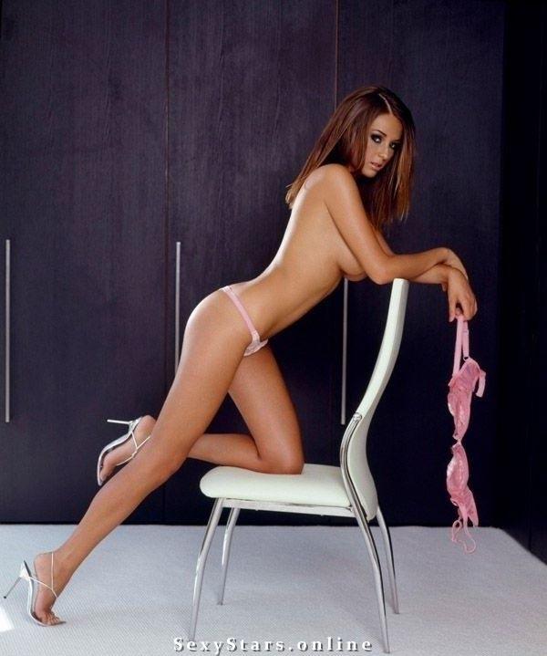 Keeley Hazell голая. Фото - 7