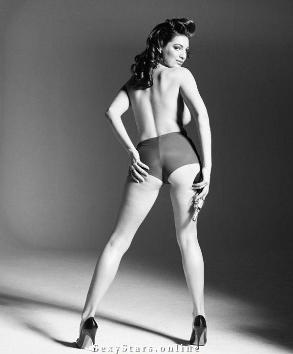 Келли Брук голая. Фото - 17