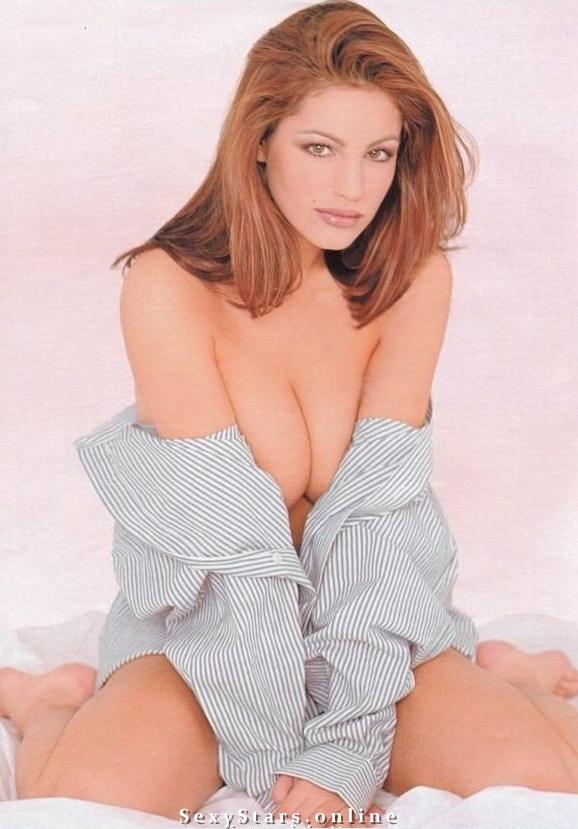 Келли Брук голая. Фото - 37