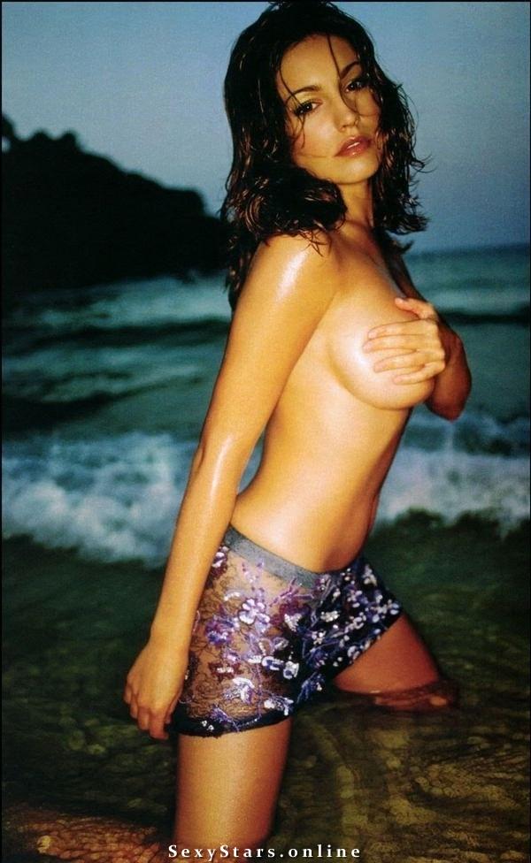 Келли Брук голая. Фото - 41
