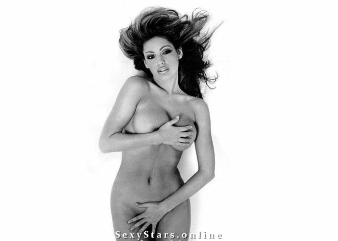 Келли Брук голая. Фото - 5
