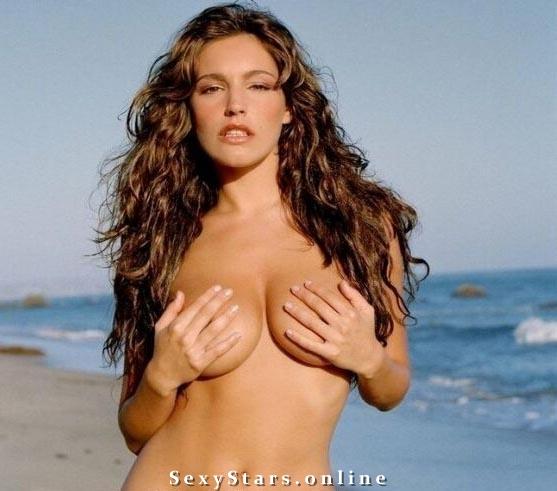 Келли Брук голая. Фото - 7