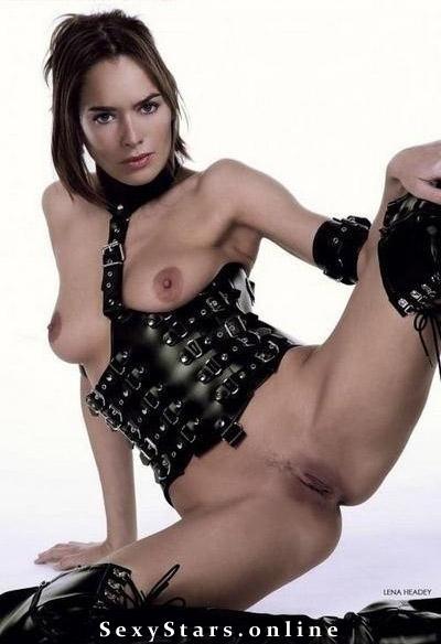 Лина Хиди голая. Фото - 12