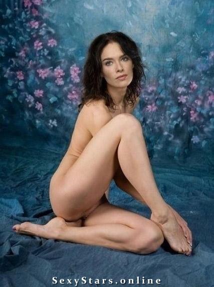 Лина Хиди голая. Фото - 18