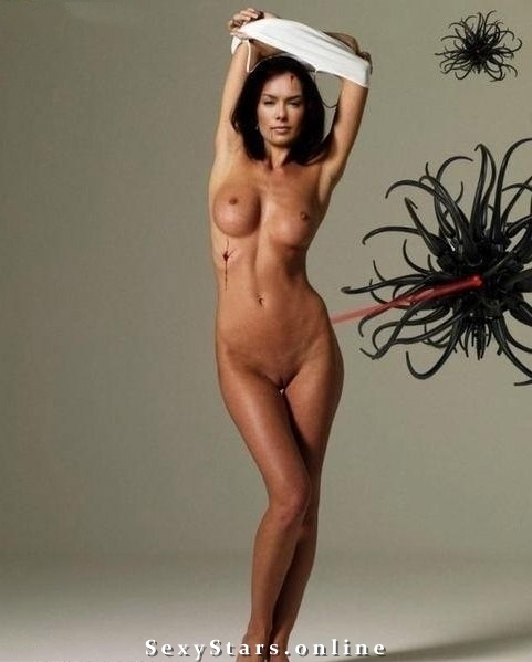 Лина Хиди голая. Фото - 22