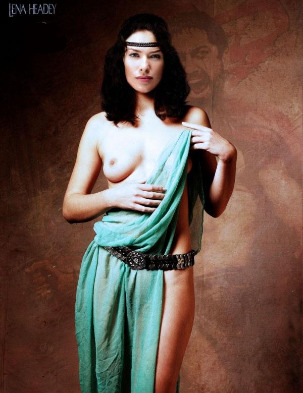 Лина Хиди голая. Фото - 45