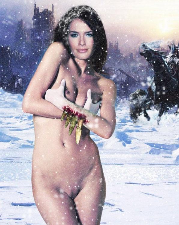 Лина Хиди голая. Фото - 46