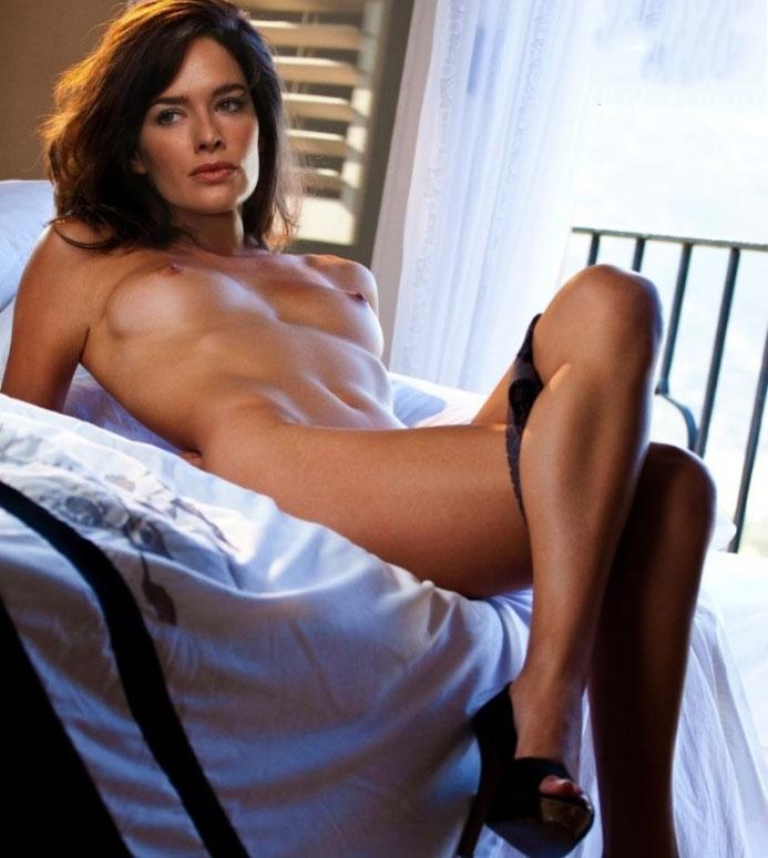 Лина Хиди голая. Фото - 54