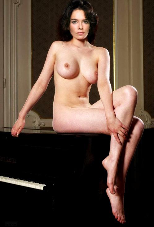 Лина Хиди голая. Фото - 66
