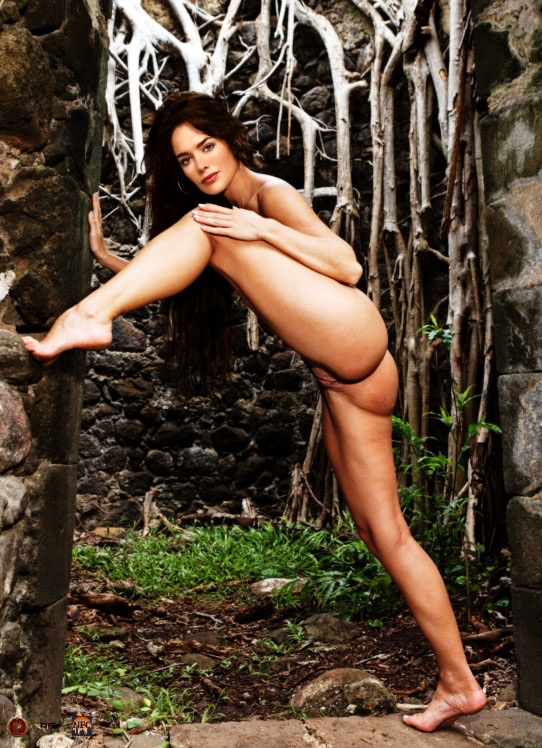 Лина Хиди голая. Фото - 67
