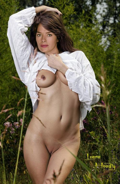 Лина Хиди голая. Фото - 77