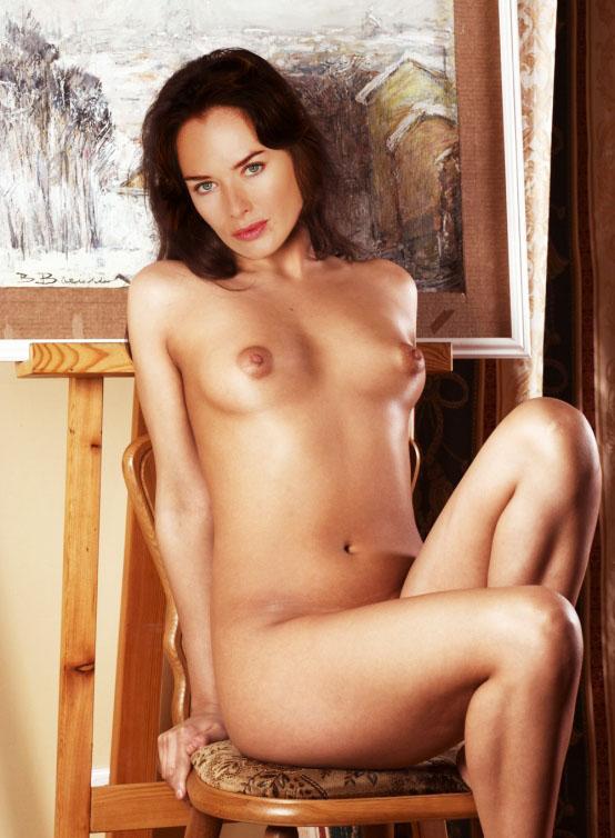 Лина Хиди голая. Фото - 79