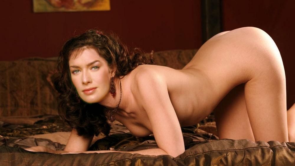 Лина Хиди голая. Фото - 81