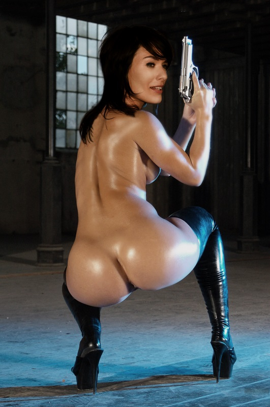 Лина Хиди голая. Фото - 83