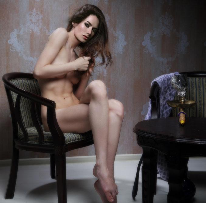 Лина Хиди голая. Фото - 97