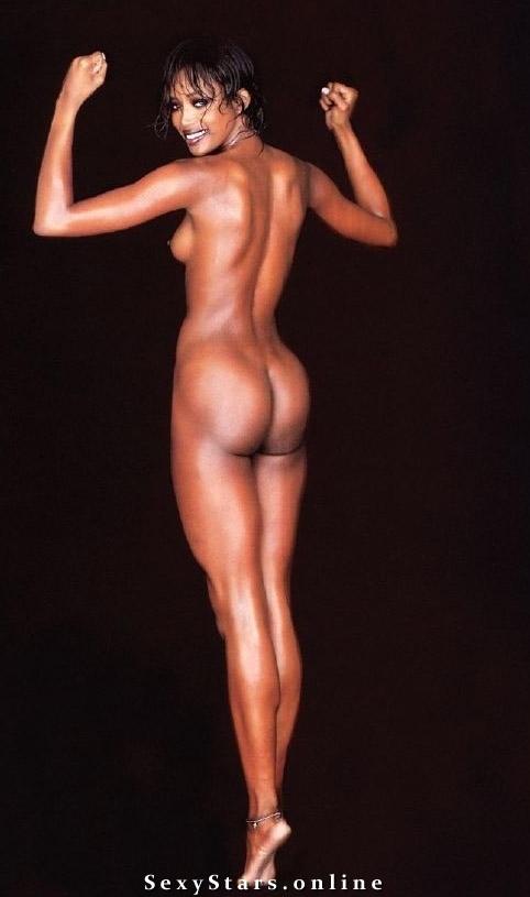 Naomi Campbell nahá. Fotka - 14