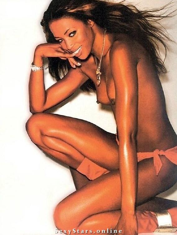 Naomi Campbell nahá. Fotka - 25
