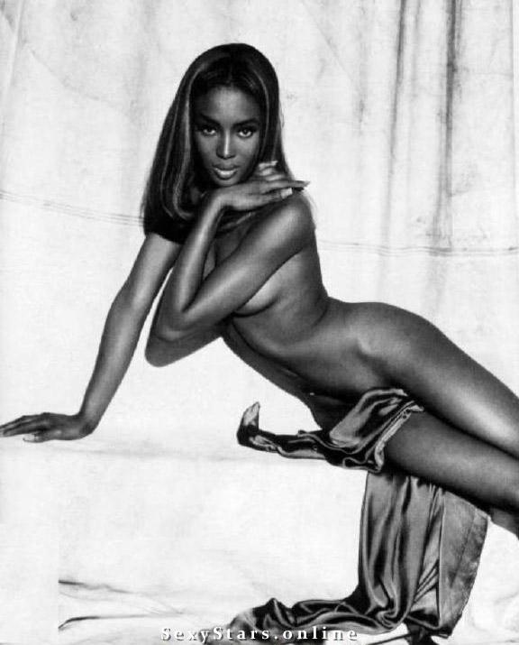 Naomi Campbell nahá. Fotka - 34