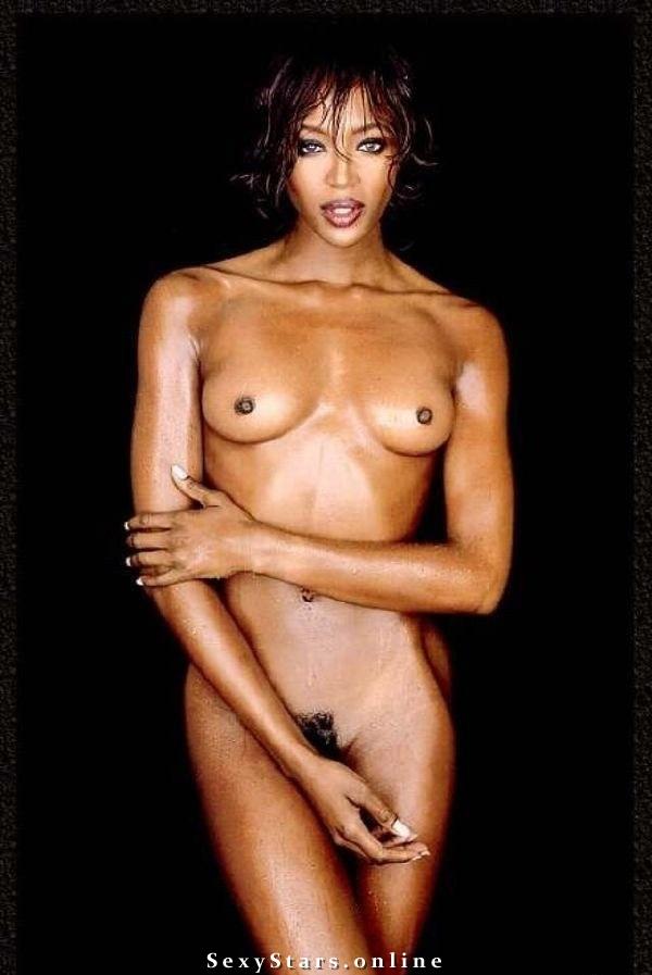 Naomi Campbell nahá. Fotka - 6
