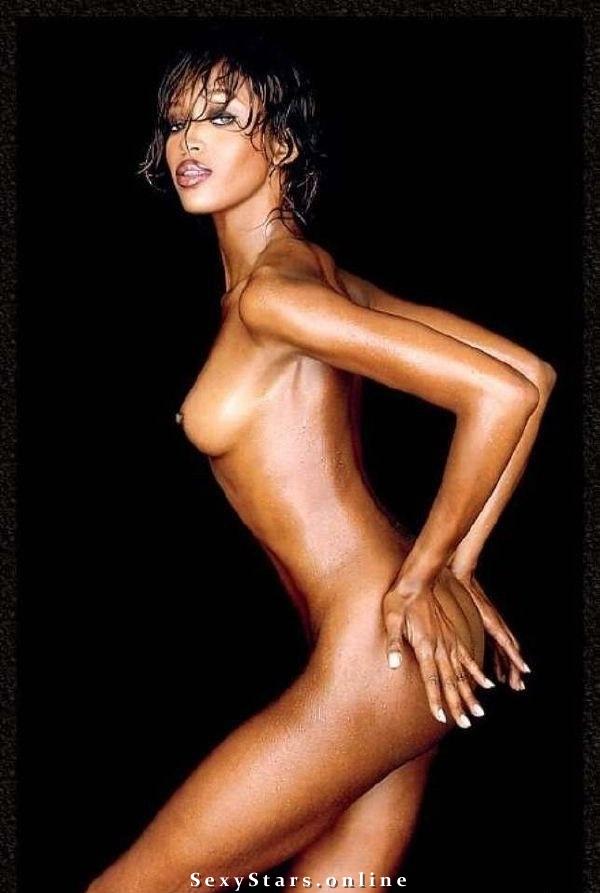 Naomi Campbell nahá. Fotka - 9