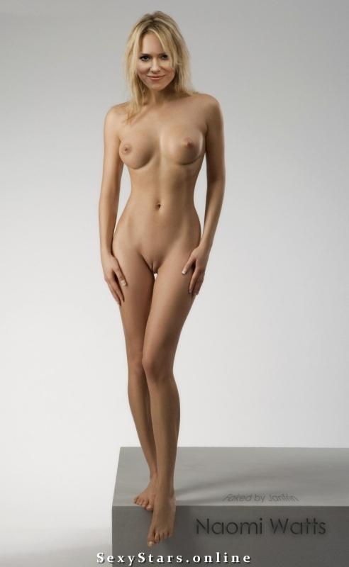 Наоми Уоттс голая. Фото - 107