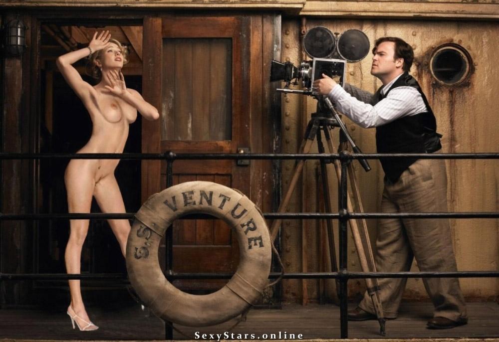 Наоми Уоттс голая. Фото - 123