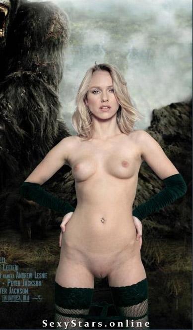 Наоми Уоттс голая. Фото - 152