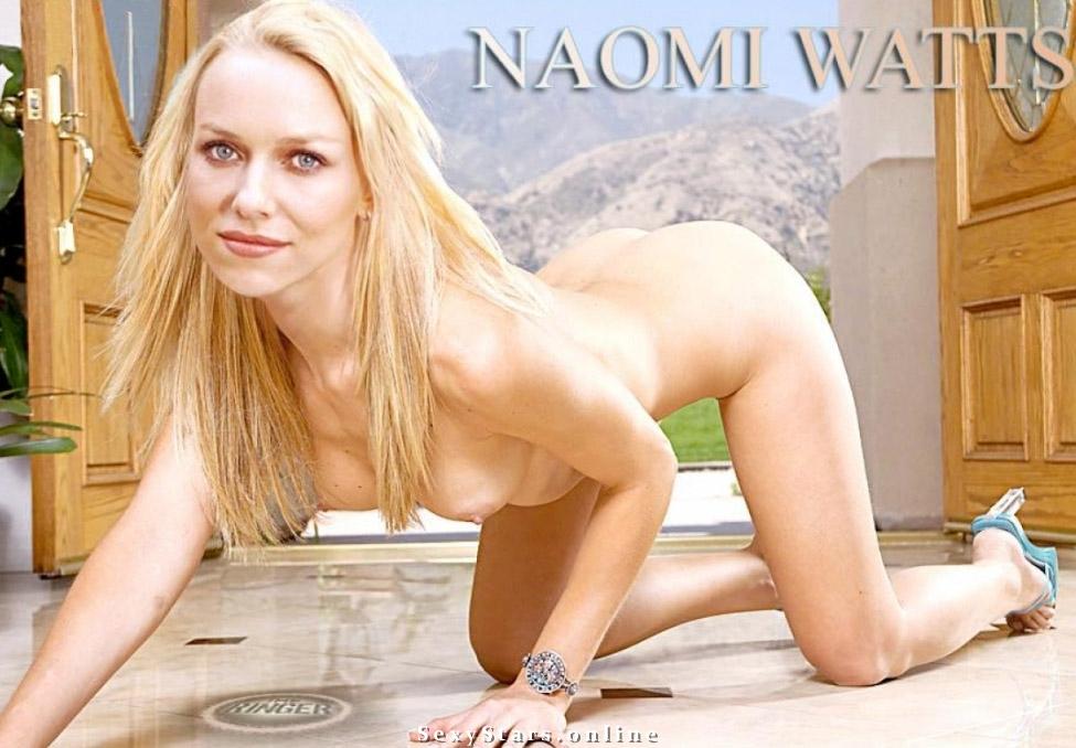 Наоми Уоттс голая. Фото - 57