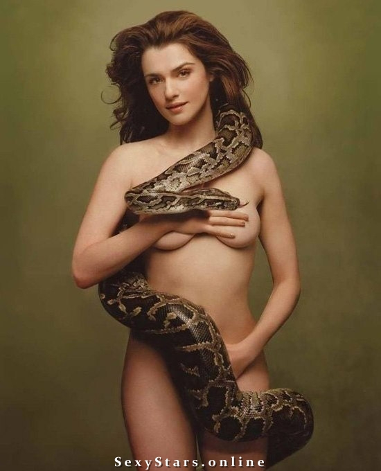 Rachel Weisz nahá. Fotka - 1