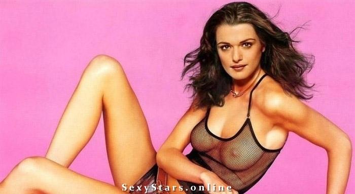 Rachel Weisz nahá. Fotka - 4