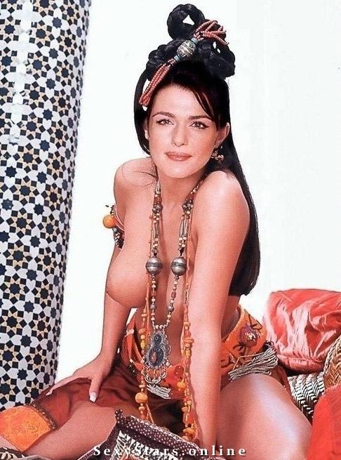 Rachel Weisz nahá. Fotka - 5