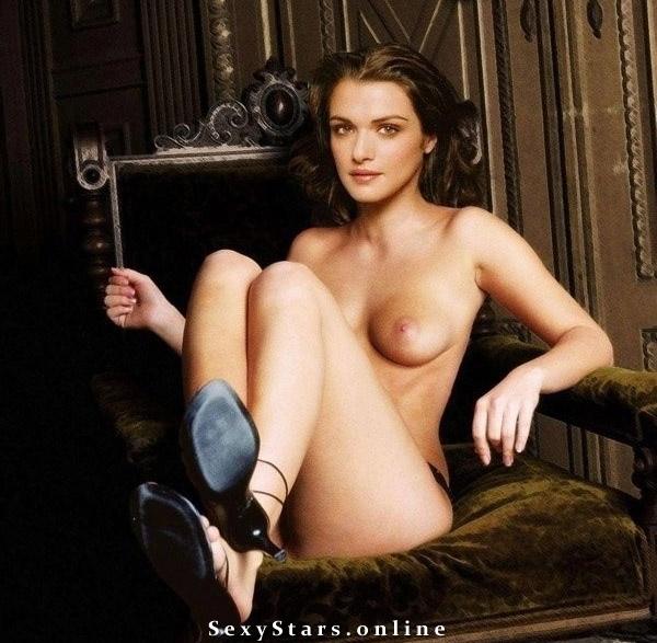 Rachel Weisz nahá. Fotka - 7