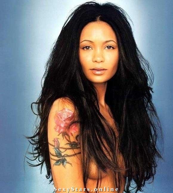 Thandie Newton nahá. Fotka - 4