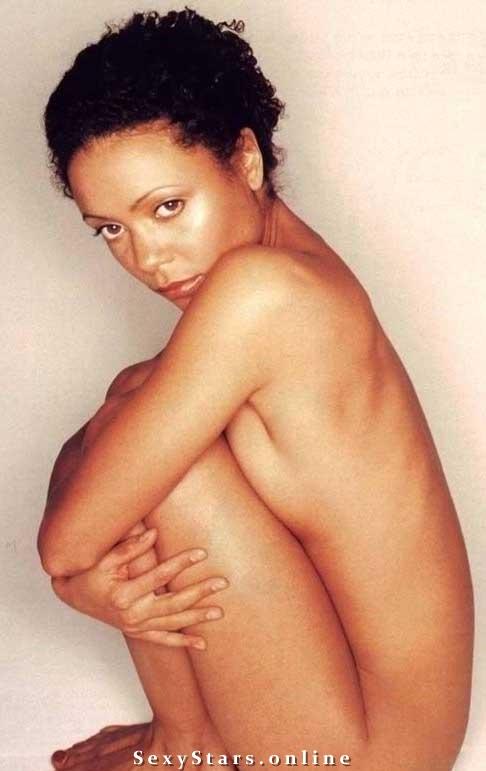 Thandie Newton nahá. Fotka - 6