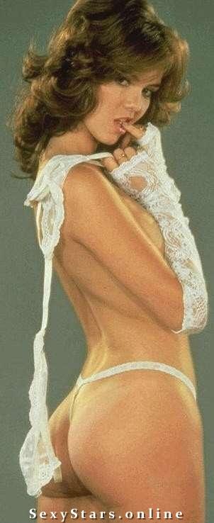 Vanessa Angel nahá. Fotka - 1