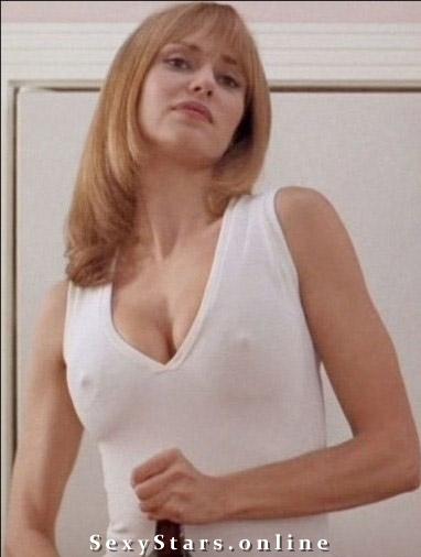 Vanessa Angel nahá. Fotka - 13