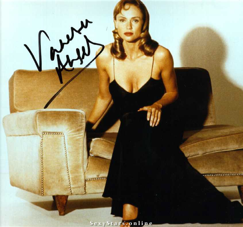 Vanessa Angel nahá. Fotka - 2