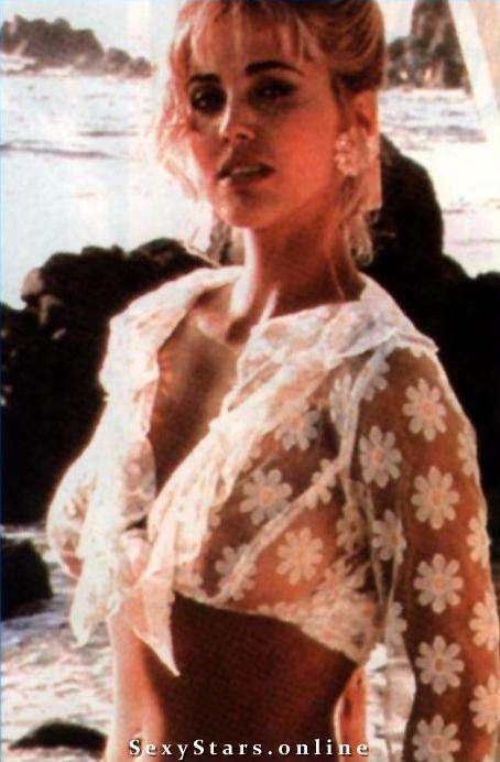 Vanessa Angel nahá. Fotka - 8