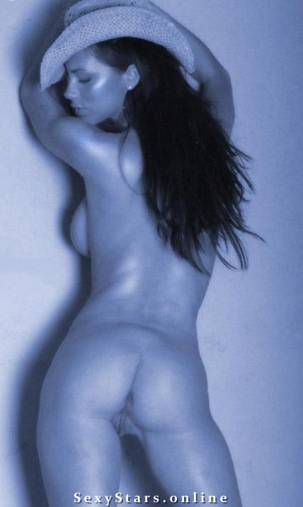 Victoria Beckham nahá. Fotka - 10