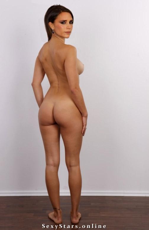 Victoria Beckham nahá. Fotka - 104
