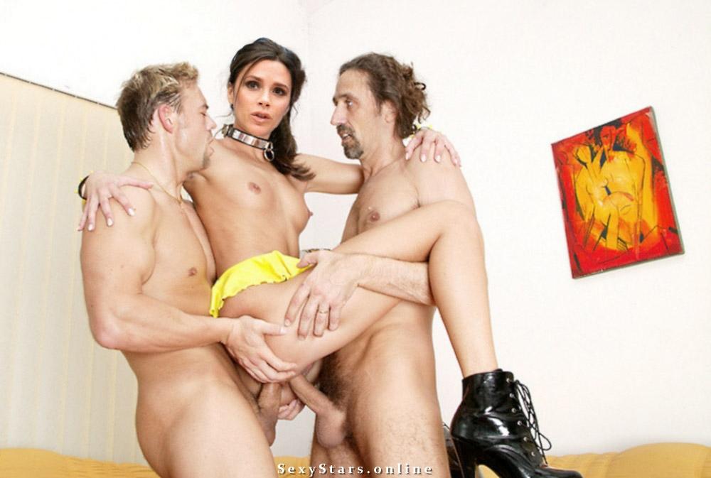 Victoria Beckham nahá. Fotka - 112