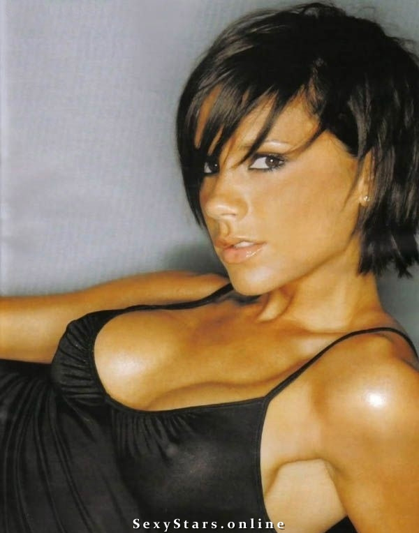 Victoria Beckham nahá. Fotka - 144