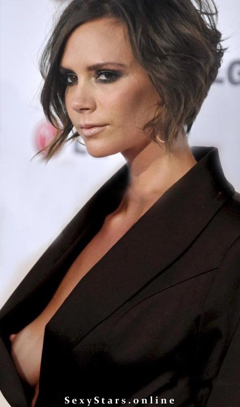 Victoria Beckham nahá. Fotka - 70