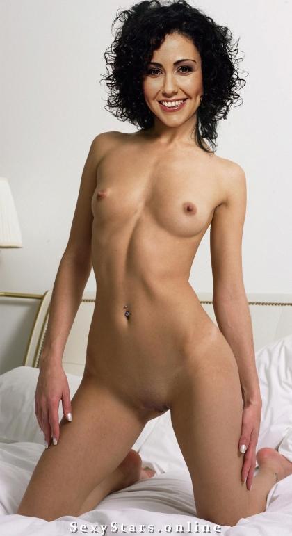 Anastasia Zampounidis Nackt. Fotografie - 4