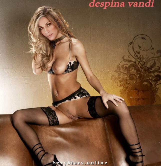 Despina Vandi Nackt. Fotografie - 13