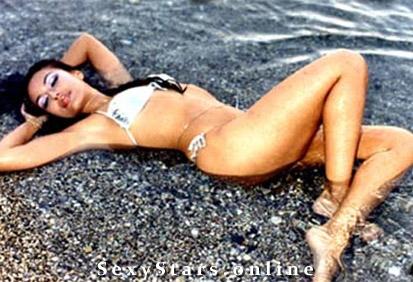 Элени Филини голая. Фото - 3