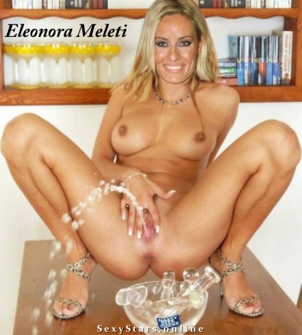 Eleonora Meleti Nackt. Fotografie - 9