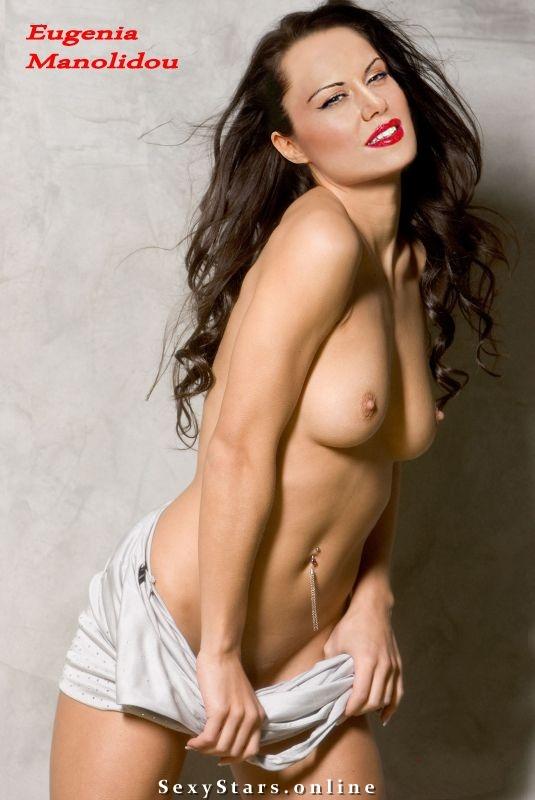 Евгения Манолидес голая. Фото - 6