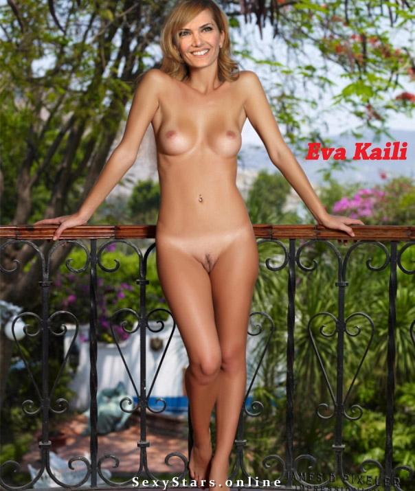 Eva Kaili Nackt. Fotografie - 4